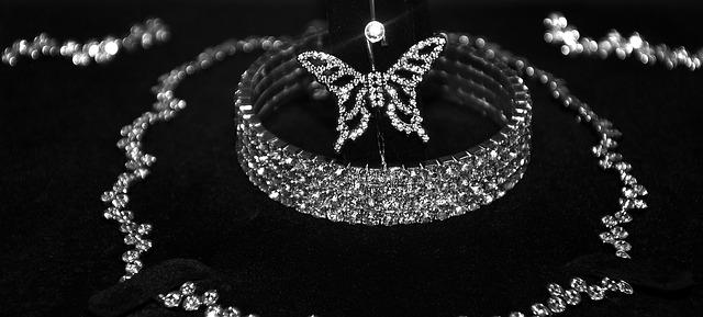 La beauté des bijoux en argent
