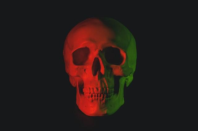 les accessoires tête de mort pour rockeur