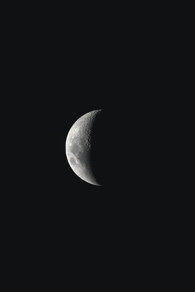 les bijoux en forme de lune