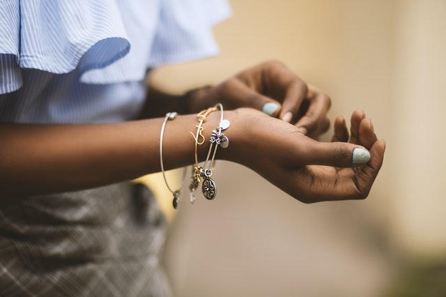 bracelet prenom arabe