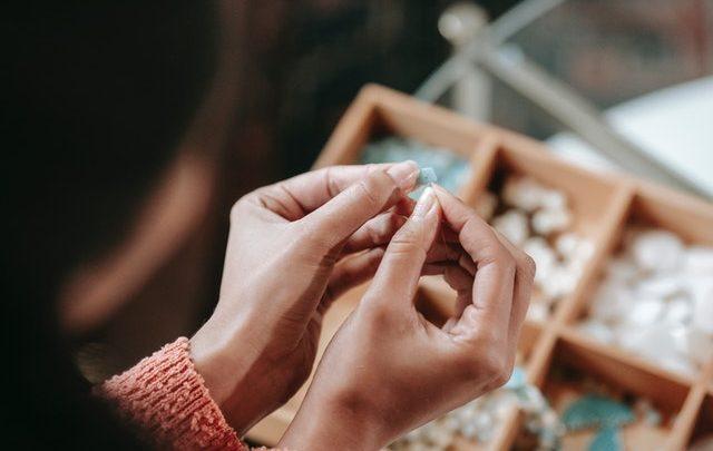 Offrir un bracelet de perles DIY